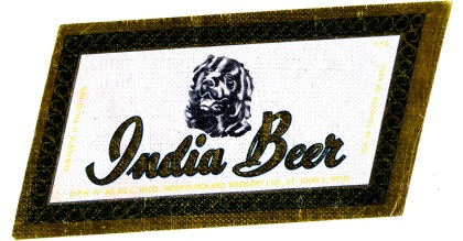 India Beer - 1954