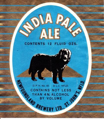 India Pale Ale - 1954