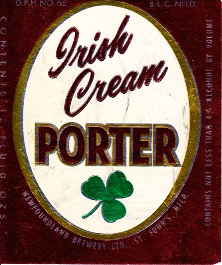 Irish Cream Porter - 1952
