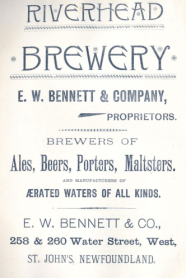 The Riverhead / Bennett Brewery
