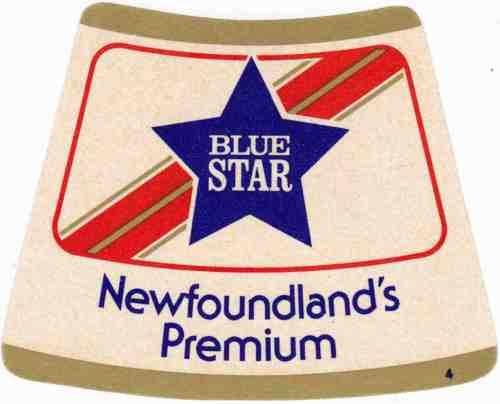 Blue Star, tie.