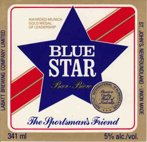 "Blue Star, ""The Sportsman's Friend."""